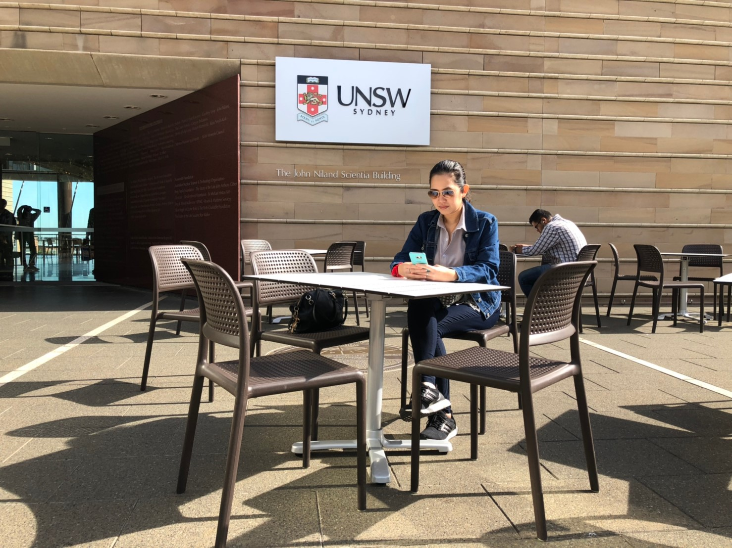 University of New South Wales Visiting