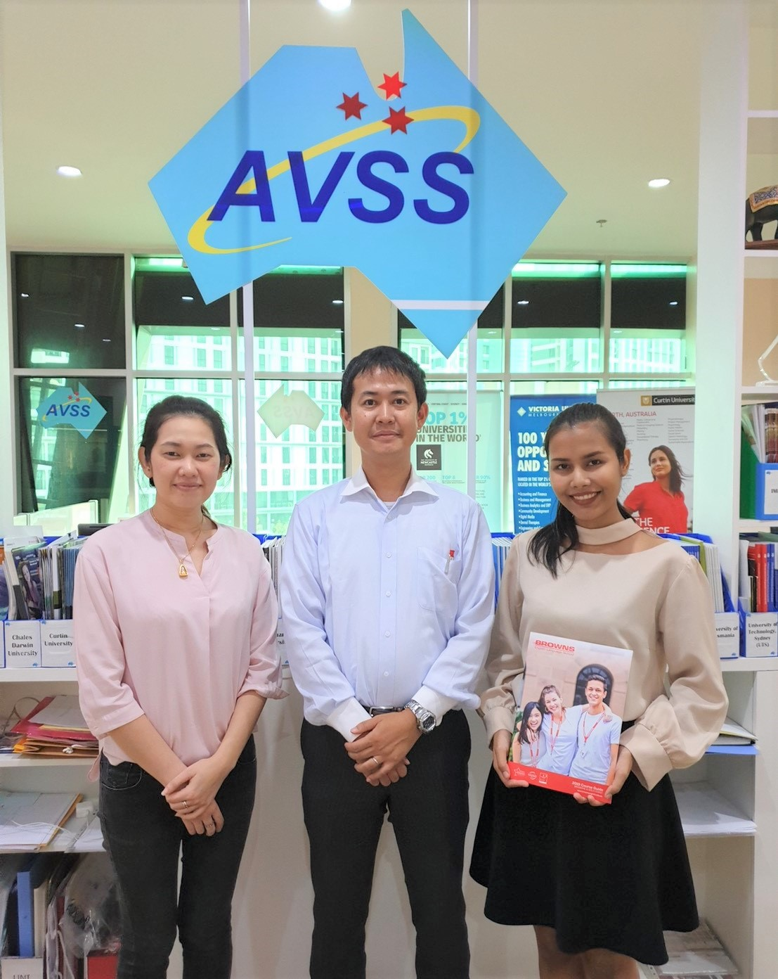 Institute & University Visiting (Bangkok) 2019