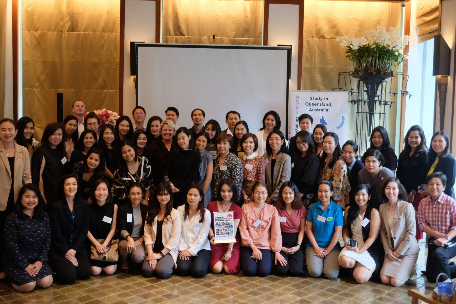 Queensland Education Agent Workshop in Bangkok