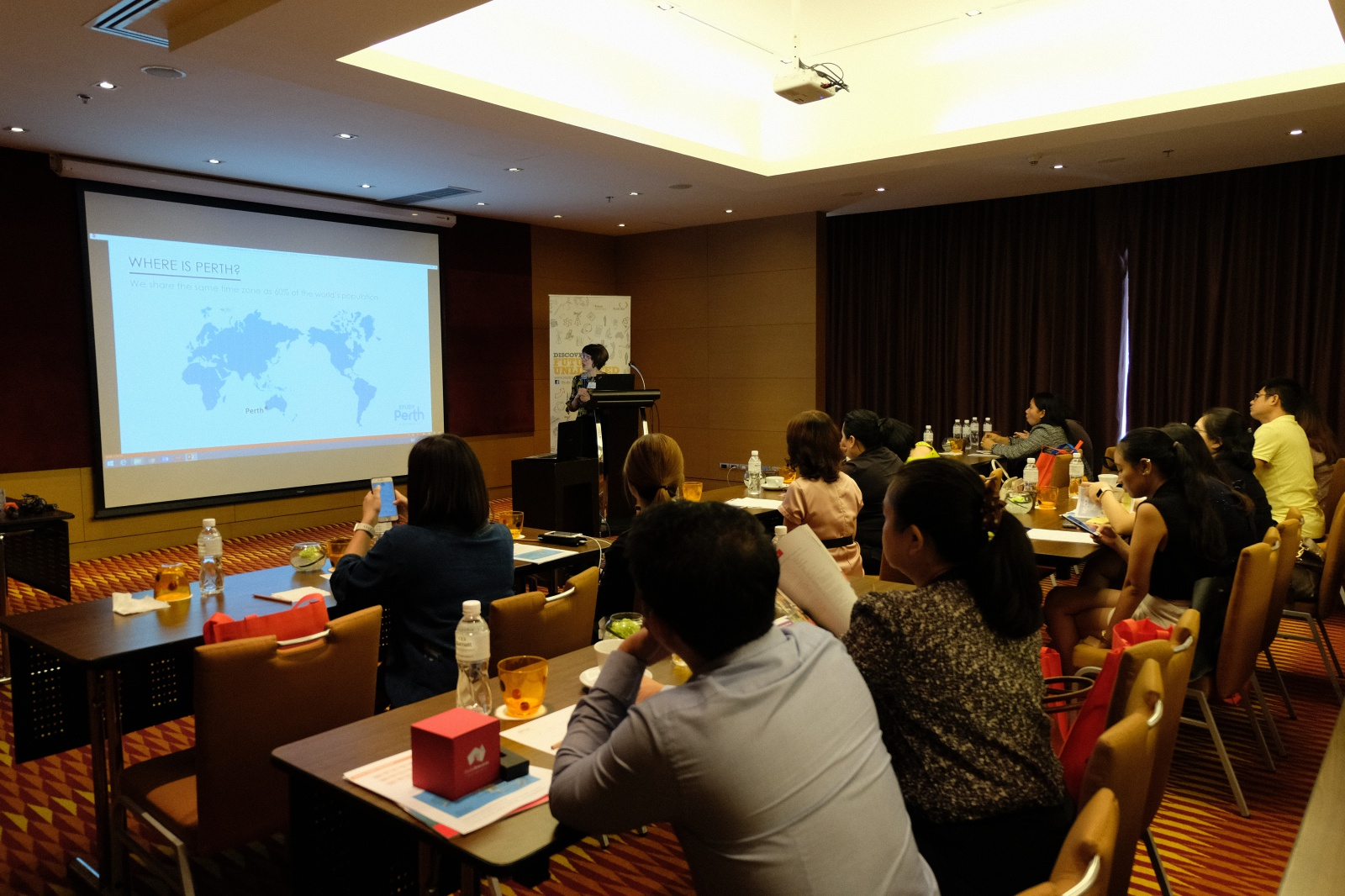 Austrade Education Agent Training workshop